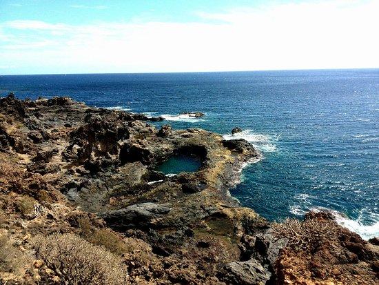 Fotograf a de piscinas for Piscinas naturales en el sur de tenerife
