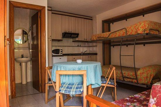 Camping Arena Blanca: Estudio