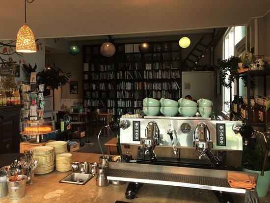 YUME\'s interior - Picture of Koffie- & theehuis YUME, Boskoop ...