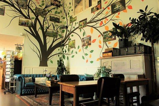 YUME\'s interior - Foto van Koffie- & theehuis YUME, Boskoop ...