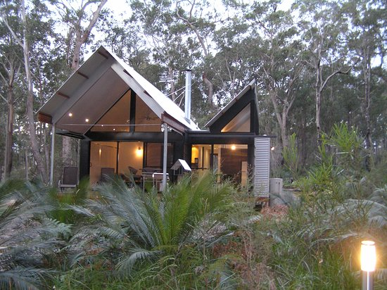 Broulee, أستراليا: Absolute privacy in a natural Australian bushland setting.