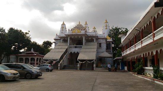 Wat Witsanu Hindu Temple