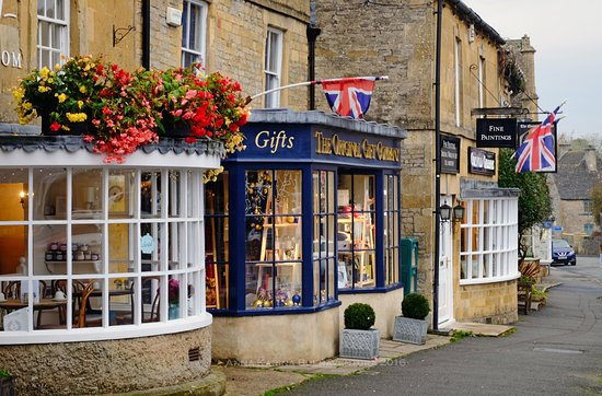 Oxfordshire, UK: Stow on the wold