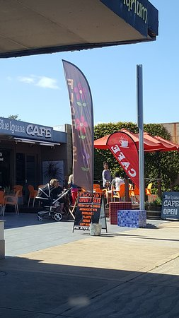Seaford, Australia: Blue Iguana Cafe