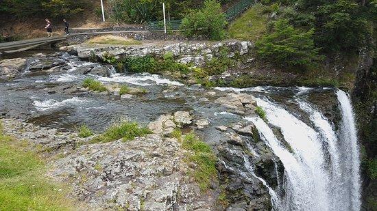 Whangarei, Selandia Baru: waterfall