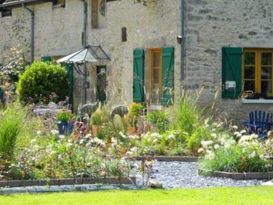 Ancinnes, Francia: Main entrance