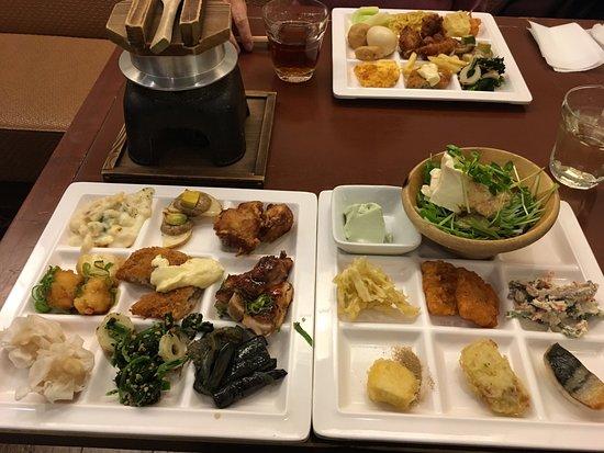 Kawanishi, Japão: 健康美食 豆の畑 川西店