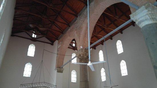 Isa Bey Mosque: Ahçap çatılı nadir camilerden...