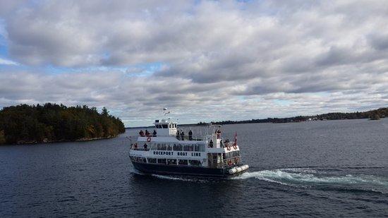 Gananoque, Canadá: Otras excursión desde nuestro Boat