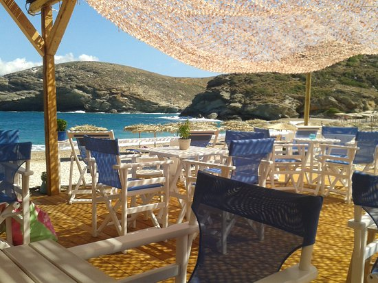 Andros, Griechenland: Leave everything behind and have fun