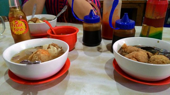 Bakso Malang Cak Su Kumis Jakarta Menu Prices Restaurant Reviews Tripadvisor