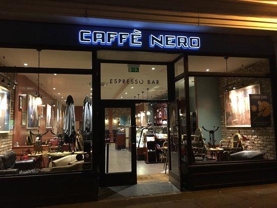 Caffe Nero - St George's Street: Caffe Nero