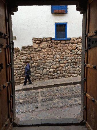 Hotel Arqueologo Exclusive Selection: View through the front door