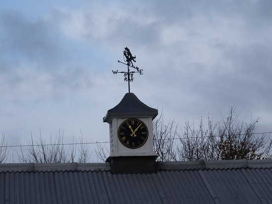 Knottingley, UK: Weather Vane