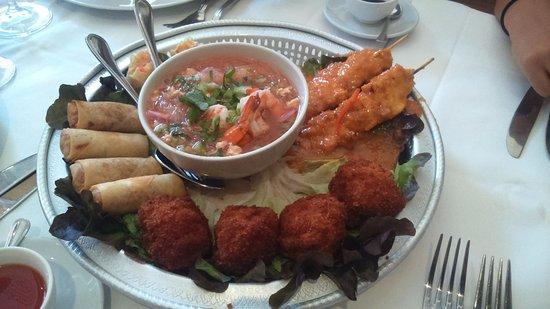 Restaurante krachai en madrid con cocina tailandesa for Cocina tailandesa madrid