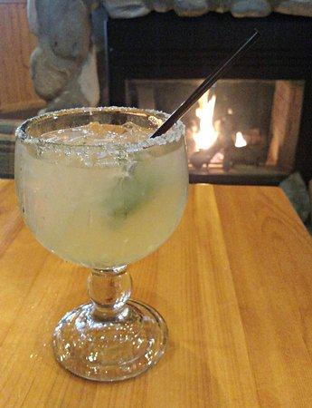 Rice Lake, WI: Grande Margarita on the Rocks
