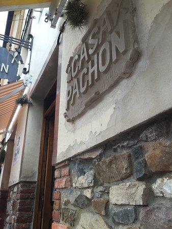 Salas, España: Casa pachon