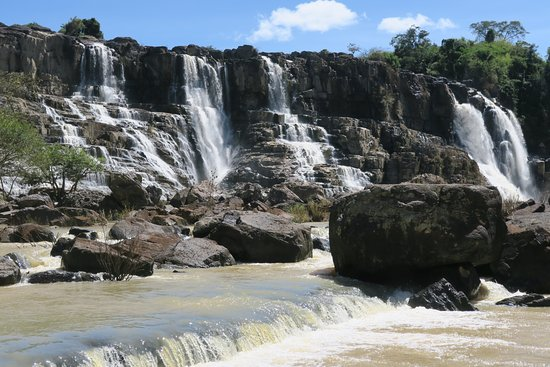 Lam Dong Province, Vietnam: Waterfall