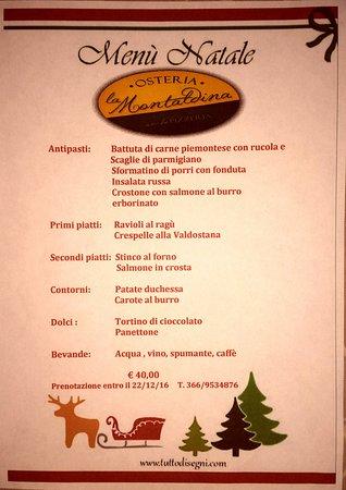 Spigno Monferrato, Italy: Osteria La Montaldina