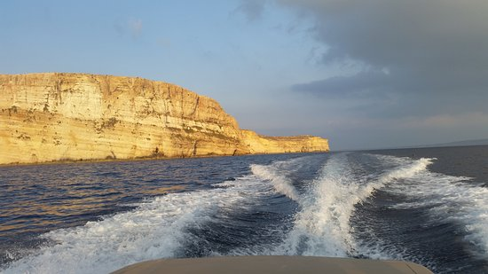 Malta Rib Cruises and Charter - Private Boat Service : on the way...
