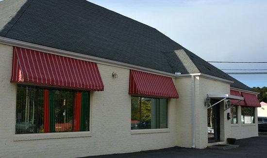 Kannapolis, Caroline du Nord : Front Entrance