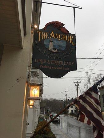 Wilmington, VT: The Anchor