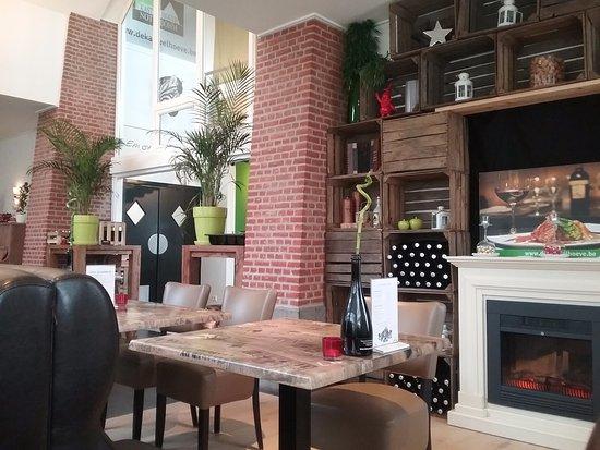 Antwerp Province, Belgium: Interieur