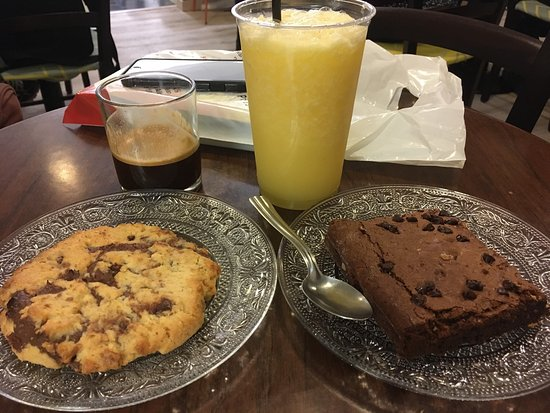 Fairview Coffee : Pause goûter