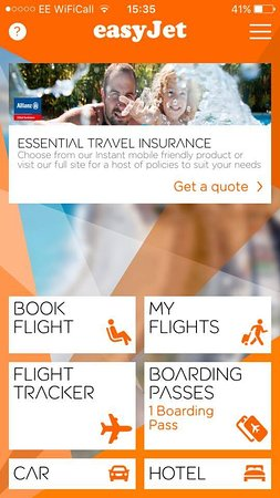 line app Picture of easyJet TripAdvisor