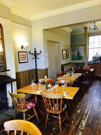Bosham, UK: Restaurant