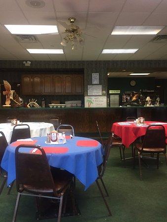 North Bend, Pensilvania: Good salad bar
