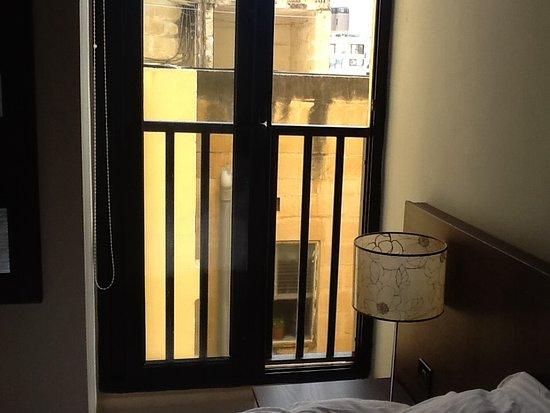 Argento Hotel: Вид из окна номера