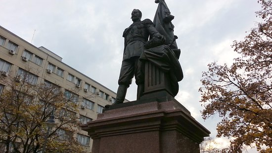 Monument to Nicholas II
