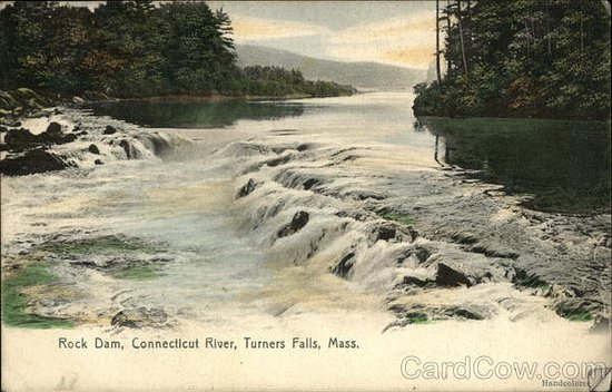 Turners Falls, MA: Rock Dam, TF, MA