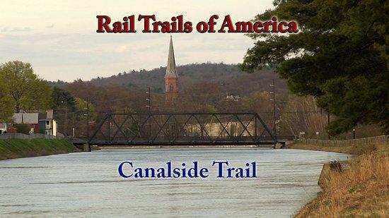 Turners Falls, MA: Bike Trail, TF, MA