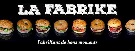 Burgers Bagels Picture Of La Fabrike Joinville Le Pont