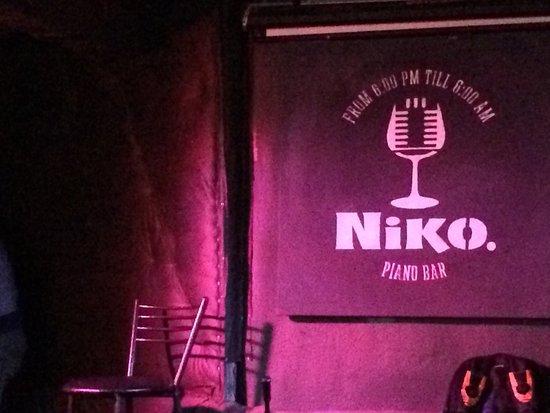 Pianobar Niko