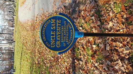 Troy, Estado de Nueva York: Oakwood Cemetery