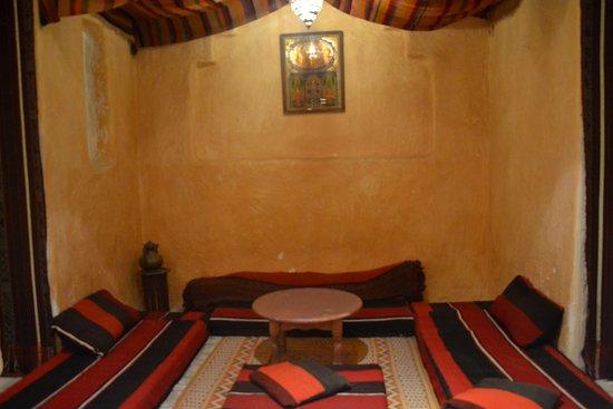 Hotel Sahara Douz: décor