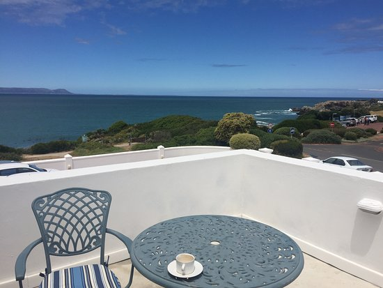 The Marine Hermanus: View from room 207
