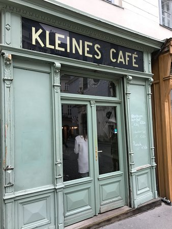Photo of Austrian Restaurant Kleines Cafe at Franziskanerplatz 3, Vienna 1010, Austria