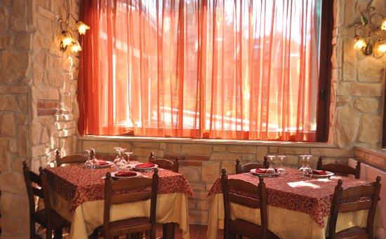 Gambarie, Ιταλία: Ristorante