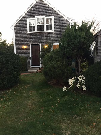 "West Tisbury, MA: The front entrance could not be any more ""UP ISLAND"""