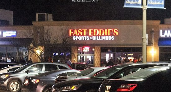 ‪Fast Eddie's Sports & Billiards‬