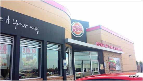Savoy, IL: Burger King