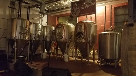 Weasel Boy Brewing Company