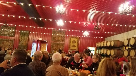 ‪‪Huntly‬, فيرجينيا: Holiday wine club soup event. Amazing!‬