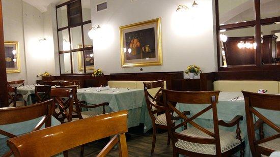 Hotel Liberty: sala colazioni
