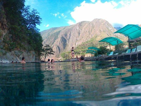 Santa Teresa, بيرو: Banos Termales de Cocalmayo