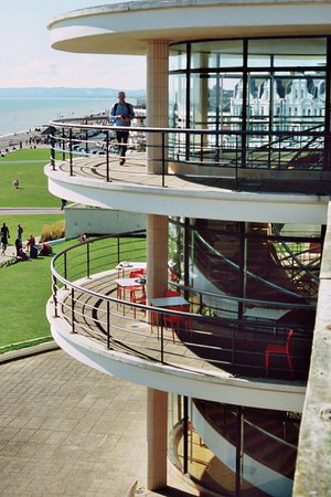 Bexhill-on-Sea, UK: Another taken with Fiji film about a year ago. I did not take any photos today.
